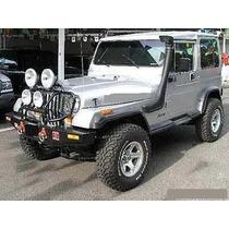 Snorkel Jeep Wrangler Nuevo Garantizado Rustico Snorkels