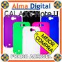 Forro Acrigel Samsung Note 2 7100 Celular Estuche Manguera