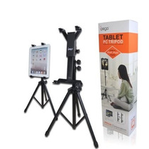 Trípode Universal Base Para Tablet O Ipad Extensa Ajustable
