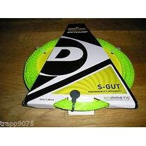 Cuerdas Para Raqueta Dunlop S-gut Biomimetic