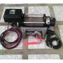 Winche Tabor De Warn 9k Electrico De 9000 Libras Ideal Gruas