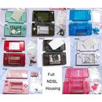 Carcasa Para Nintendo Ds Lite + Montura