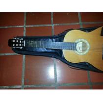 Guitarra Acustica Maxtone Con Afinador