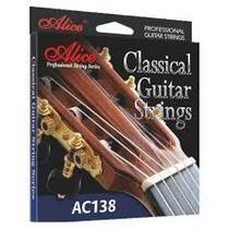 Vendo Cuerdas Para Guitarra Clásica Marca Alice Ac138