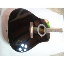 Guitarra Electroacustica Para Concierto Cuerdas De Metal