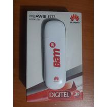 Modem Huawei E177 Digitel Bam 3g Sin Linea. Cabimas.