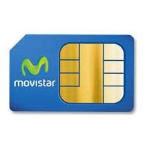 Chip Especial Para Modem Bam Plan 2gb Movistar