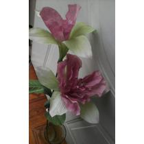 Flores Artificiales Exoticas * Docena