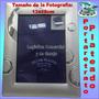Portaretrato Plateado Boda,15años Tamaño De La Foto 13x18cm