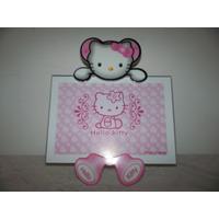 Bonito Portaretrato Pequeño De Hello Kitty - La Buza
