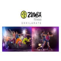 Adelgaza Bailoterapia Zumba Exhilarate 2011 + Obsequio