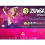 Zumba Exhilarate Fitness En Dvd + Obsequio -15 Rutinas Zumba