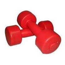 Mancuerna De Vinil Yston 1 Libra (par). Gym
