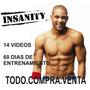 Insanity Workout, Calendario, Guia Nutricional + Bonos