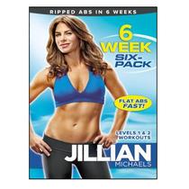 6 Pack Wek Jillian Michaels -moldea Y Define Tu Cuerpo