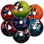 Zumba Fitness 7 Dvds - Hd -español -full Musica +obsequio