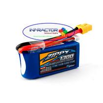 Bateria Lipo Zippy 1300mah 7.4v 2 Celdas 20c Aviones Heli
