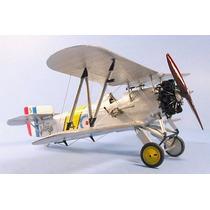 Modelo De Avion Para Armar Biplano - Primera Guerra Mundial.
