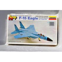 Modelismo Estatico Modelo Para Armar Avion F15