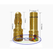 Conector Bullet 4mm 3,5mm Bateria Lipo Motor Brushless
