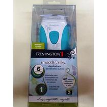 Depiladora Electrica Para Damas Remington Suave Y Sedosa