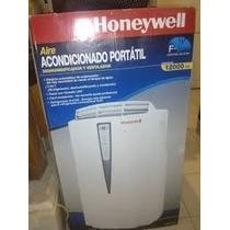Aire Acondicionado Portatil De 12.000 Btu. Honeywell 110v.
