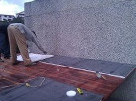 Aislamiento termico para techos machihembrado y placas 100 - Aislante termico para techos ...