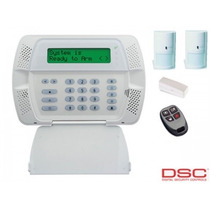 Alarma Kit De Alarma Dsc Inalámbrica Con Panel Pc9045
