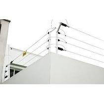Hilo Aluminizado Para Cerco Electrico, Rollo De 2000 Metros