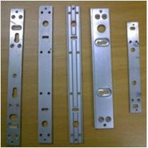 Cerradura Electromagnética Y Base Para Cerradura Electromagn