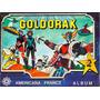 Vendo Album De Goldorak Incompleto En Formato Digital Pdf