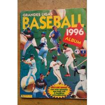 Album Panini Completo Beisbol Grandes Ligas 1996