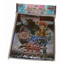( Geraval ) Álbum Yugioh Duelist Portafolio 80 Cartas Konami
