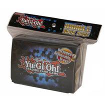 ( Geraval ) Doble Deck Box Para Cartas Yugioh Konami