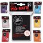 ( Geraval ) 60 Forros Pro-matte Cartas Yugioh Ultra Pro