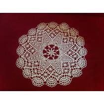 Paños O Tapetes Tejidos A Crochet