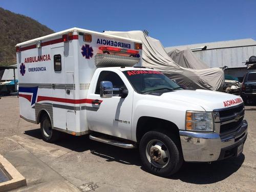 Alquiler Ambulancia Tipo 2