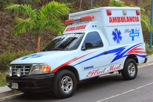 Alquiler Servicio De Ambulancia / Traslados / Eventos /