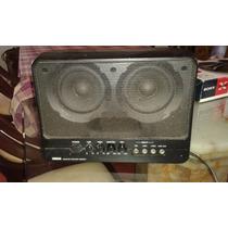 Vendo Excelente Monitor-studio Yamaha-como Nuevo. Poco Uso!!