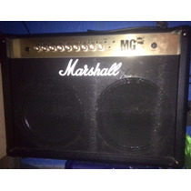 Amplificador Marshall Mg 100fx Como Nuevo
