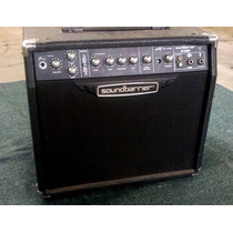 Amplificador Para Guitarra Soundbarrier 45 Watts