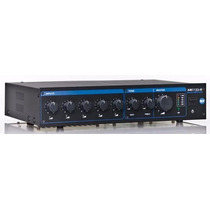 Amplificador Mezclador 70 Volts Rcf 1122am