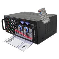 Amplificador Potencia Profesional Karaoke Usb Mp3 5000w