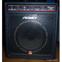 Peavey Basic 112 Amplificador De Bajo Planta