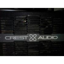 Power Amplificador Crest Audio