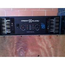 Crest Audio Ca 18 Totalmente Operativo Y En Buen Estado