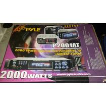 Amplificador 2000 Watt Am, Fm