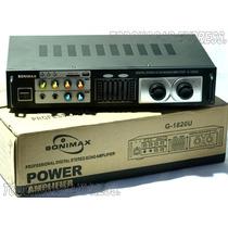 Amplificador Profesional De 1000w Digital Stereo Planta