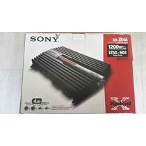 Amplificador Sony 1200w Xm-zr4a