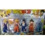 Dragon Ball Z - Set De Figuras Articuladas Mayor Y Detal